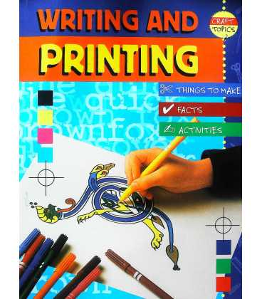 Writing and Printing (Craft Topics)