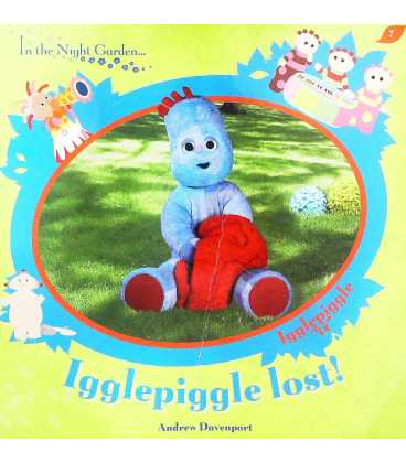 In The Night Garden Igglepiggle Lost