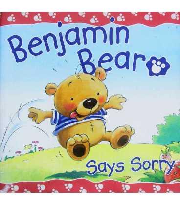 Benjaman Bear Says Sorry