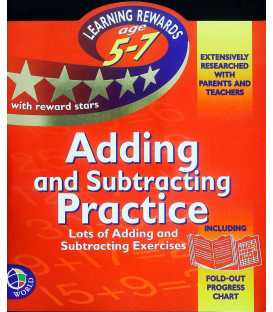 Adding and Subtracting Practice Age 5-7