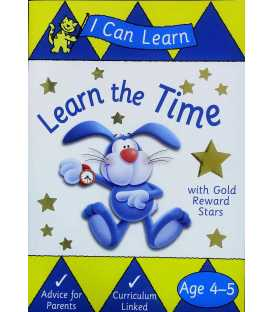 Learn the Time (I Can Learn) Age 4-5