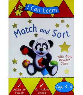 Match and Sort (I Can Learn) Age 3-4