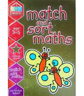 Match and Sort Maths (I Can Learn) Age 3-5