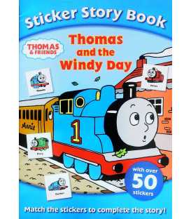 Thomas and the Windy Day Thomas and Friends Sticker Story Book