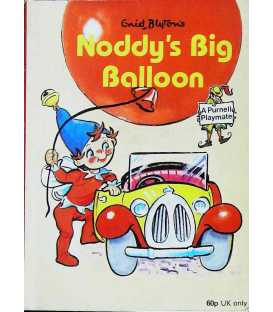Noddy's Big Balloon