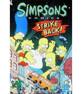 Simpsons Comics Strike Back!