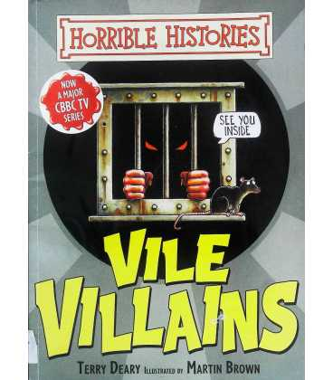 Vile Villains (Horrible Histories)
