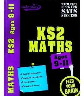 Gold Stars Workbooks: KS2 Age 9-11 Maths