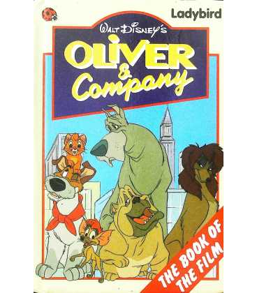 Oliver and Company (Book of the Film)