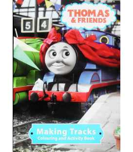 Making Tracks: Colouring and Activity Books (Thomas & Friends)