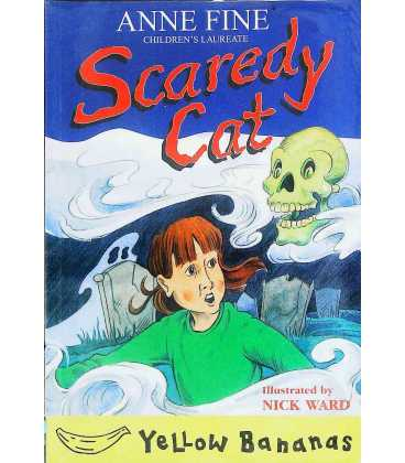 Scaredy Cat (Yellow Bananas)