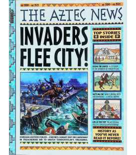 The Aztec News: Invaders Flee City!
