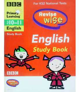 Revise Wise English Study Book