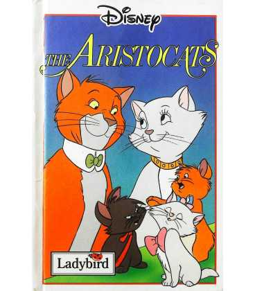 The Aristocats (Disney Book of the Film)
