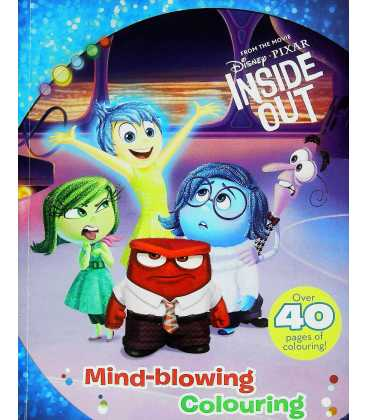 Disney Inside Out Mind Blowing Colouring