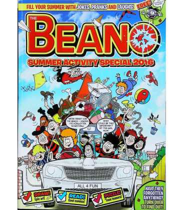 Beano Summer Activity Special 2016