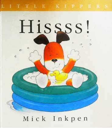 Little Kipper Hissss!