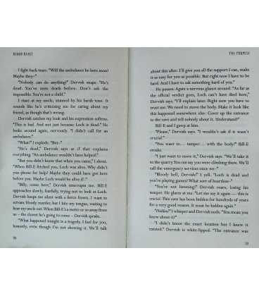 Blood Beast Inside Page 2