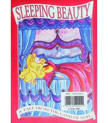 Sleeping Beauty Back Cover