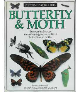 Butterfly and Moth (Eyewitness Guides)