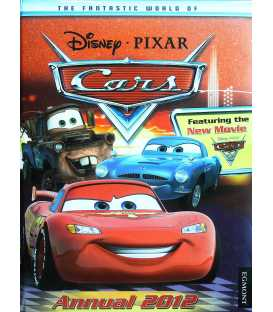 Disney Pixar Cars Annual 2012