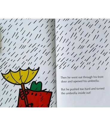 Mr. Strong and the Flood (Mr. Men) Inside Page 1