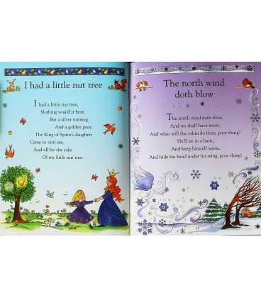 The  Usborne Little Book of Nursery Rhymes Inside Page 1