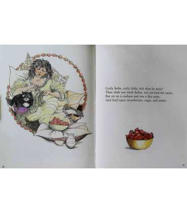 The Helen Oxenbury Nursery Rhyme Book Inside Page 1
