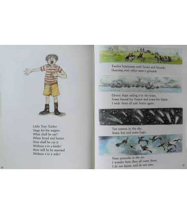 The Helen Oxenbury Nursery Rhyme Book Inside Page 2
