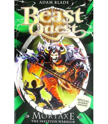 Mortaxe the Skeleton Warrior: Bumper Edition (Beast Quest)