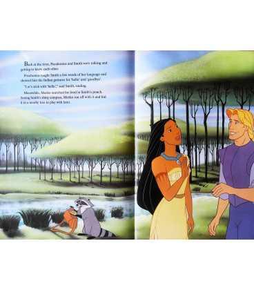 Pocahontas (Disney) Inside Page 2