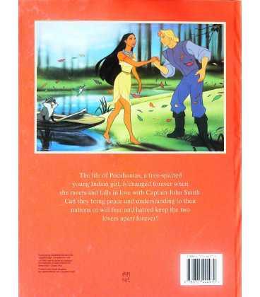 Pocahontas (Disney) Back Cover