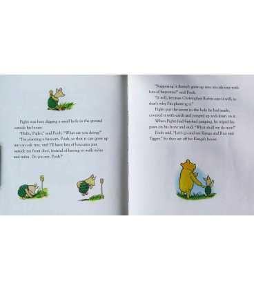 Winnie-the-Pooh: Tiggers Don't Climb Trees Inside Page 1