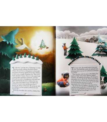 The Little Crooked Christmas Tree Inside Page 2