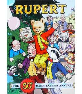 Rupert: The 50th Daily Express Annual 1985