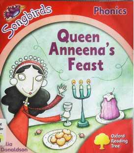 Queen Anneena's Feast