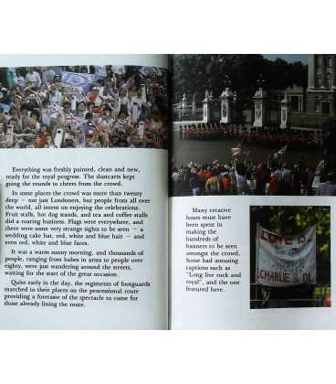 Royal Wedding (Special Publications) Inside Page 1
