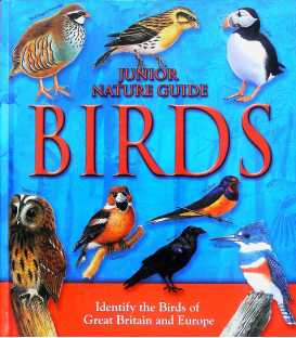 Junior Nature Guide Birds