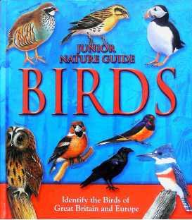 Junior Nature Guide Birds