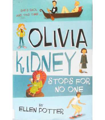 Olivia Kidney Stops for No-One