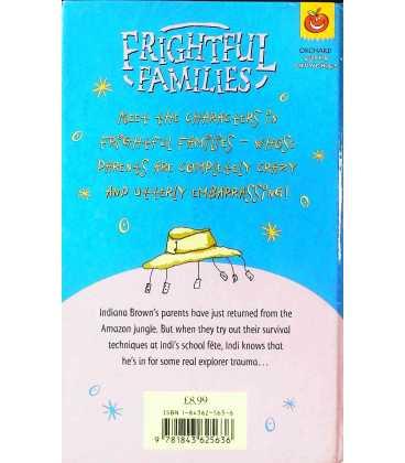 Explorer Trauma (Frightful Families) Back Cover