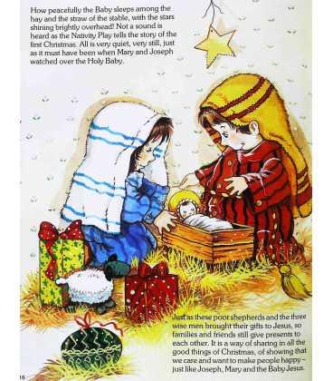My Christmas Treasury Inside Page 2