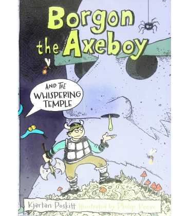 Borgon the Axeboy and the Whispering Temple