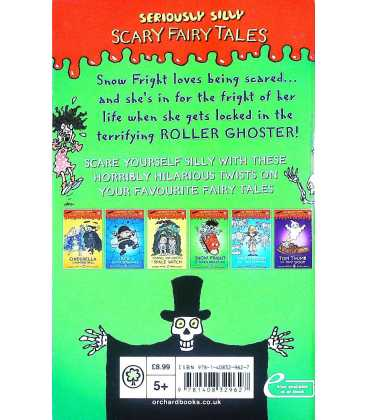 Snow Fright and the Seven Skeletons Back Cover