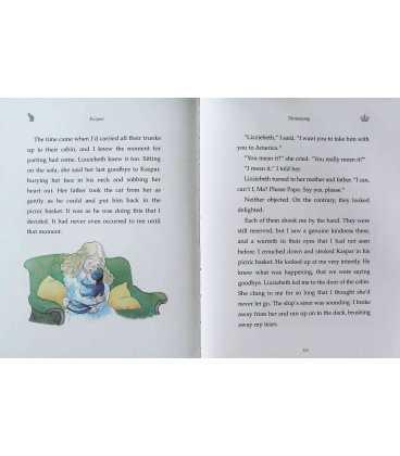 Kaspar: Prince of Cats Inside Page 1