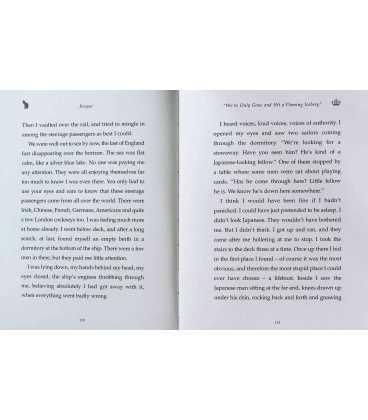 Kaspar: Prince of Cats Inside Page 2