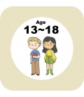 Ages 13 to 18