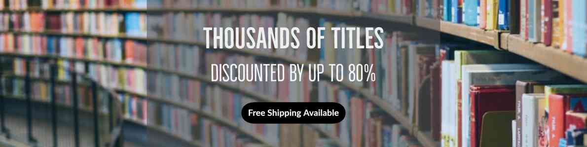 My Children's Books Banner offering free shipping and huge discounts